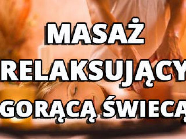 Masaż Relaksujący Gorącą Świecą 99,99 - 1/1